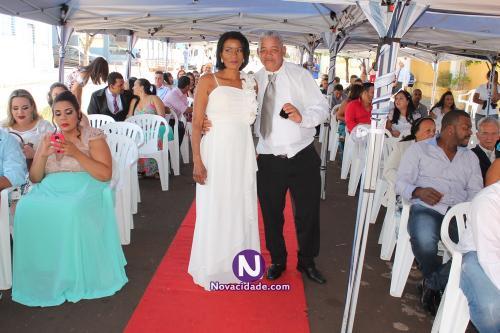 Antonio Gonçalves Neto e Sandra Regina Oliveira Dimas-casamento
