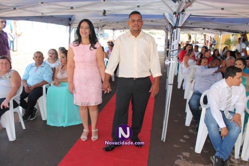 Cristiano Luiz Silva e Valéria Campos Miranda Pereira-casamento
