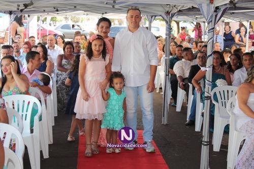 Gustavo Archangelo e Daiane Cássia Castro-casamento