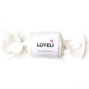 Loveli deodorant refill