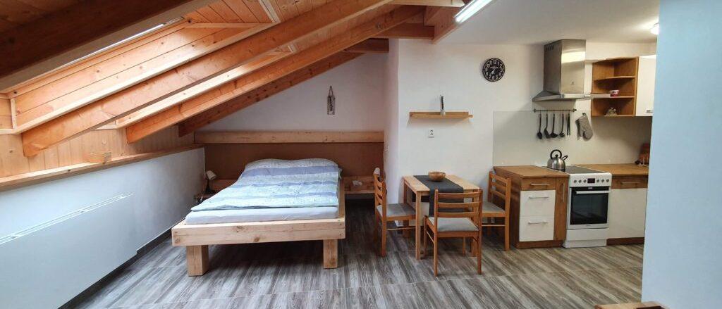 Apartmány Vavřinec