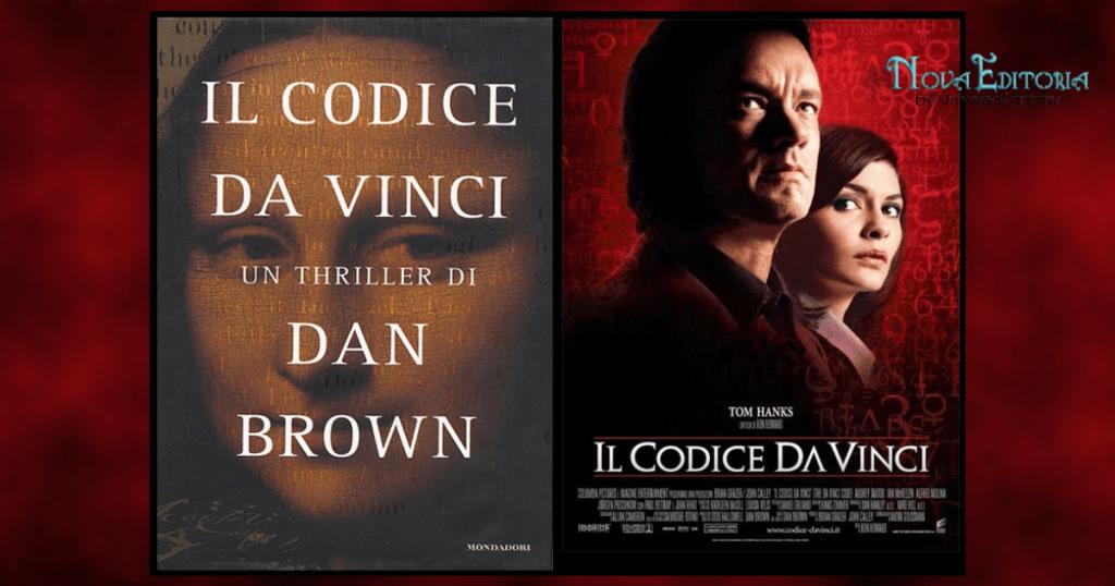Codice Da Vinci - Copertina