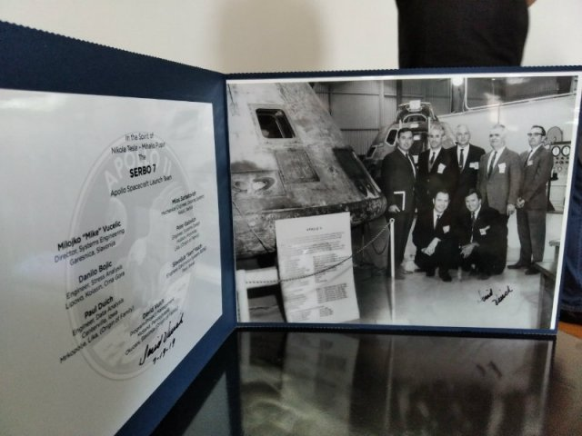 Sedmorica naučnika srpskog porekla u NASA. FOTO: Nova ekonomija.