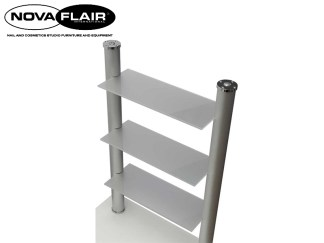 Aluminium Table Shelf Presenta