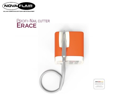 Erace Professional Nail Cutter Electric Milling Machine Nova Flair UK