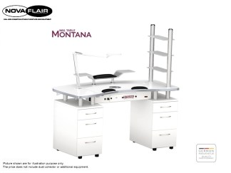 Nail Table Montana 1 Nova Flair UK