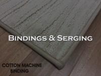 Carpet Serging Vs Binding - Carpet Vidalondon