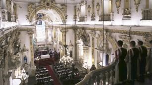 Coral dos Arautos canta na renovação das promessas sacerdotais dos capelães militares