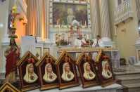 Peregrinação ao Santuário do Santíssimo Sacramento (1)