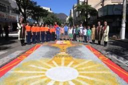 Tapete de Corpus Christi (6)