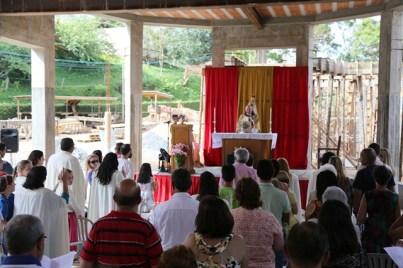 Missa de Natal na Capela Nossa Senhora de Fátima - 2015 (1)