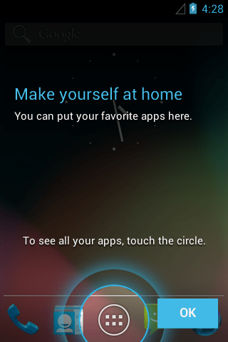 NovaFusion - Jelly Bean is working!