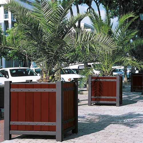 gamme procity mobilier urbain novagreen