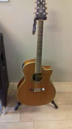 Crafter Acoustic Guitar 2