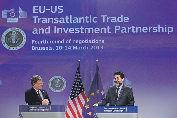 Monikansallisia yhtiöitä tulee hyödyntämään vapaakauppasopimukset, kuten TTIP-sopimus.