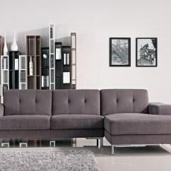 Sectional Sofas Boston Modern Orange County L Shape Gray Fabric Sofa Buy From Nova Interiors