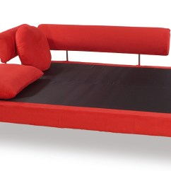 Microfiber Sofa Bed Wedge Pillow Nubo Nova Interiors