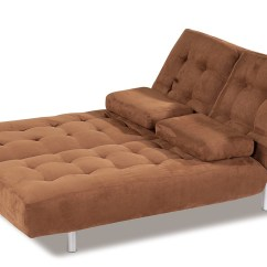 Microfiber Sofa Bed Patio Furniture Trio Nova Interiors