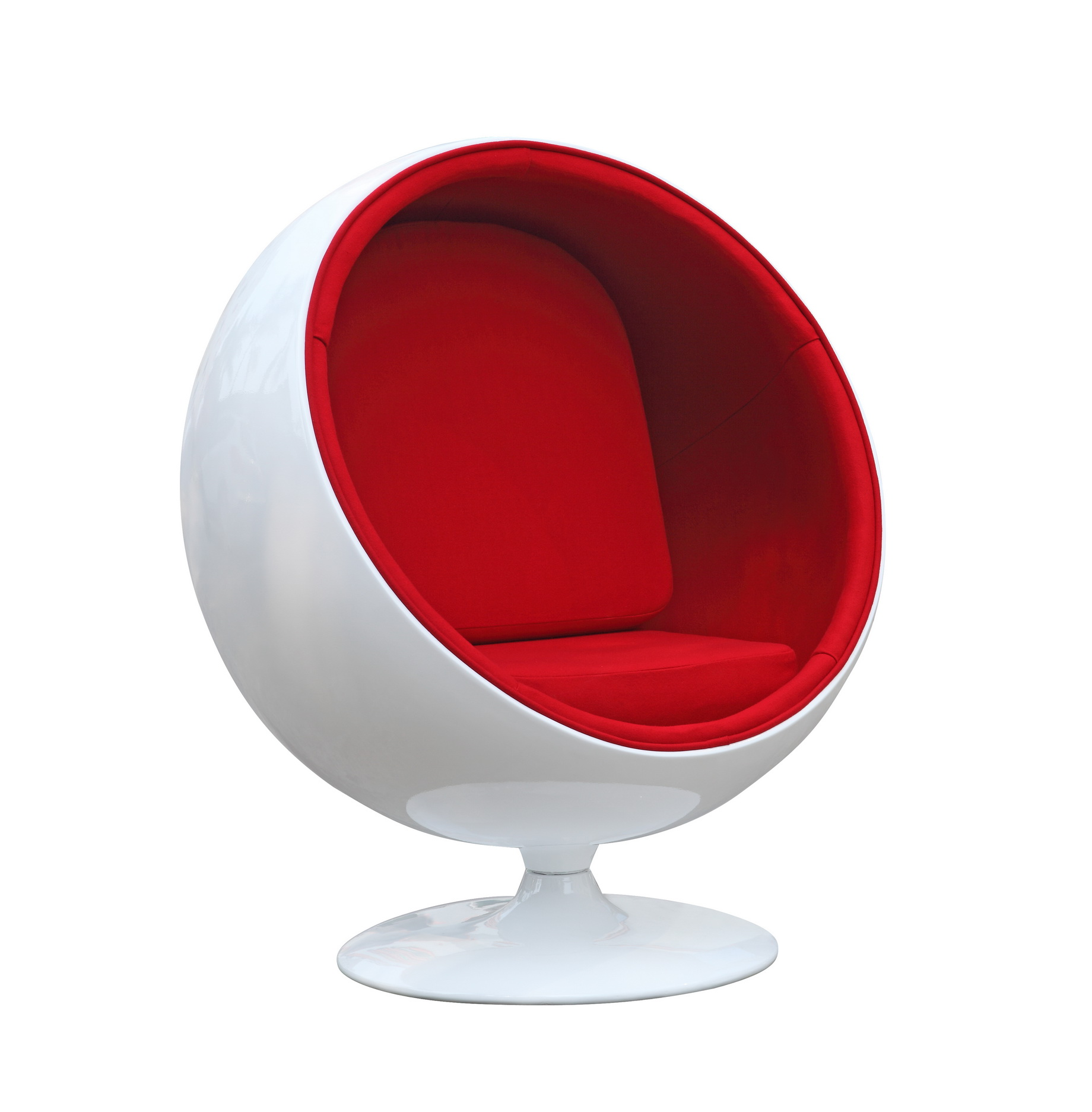 modern ball lounge chair swivel chairs uk ikea occasional boston ma contemporary accent