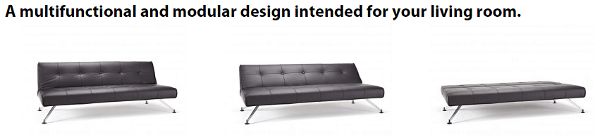 clubber sofa bed second hand 2 seater beds by innovation nova interiors description dimensions chair