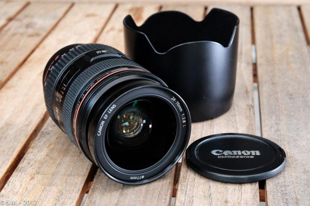 Canon EF 24-70 mm 1:2.8 L USM