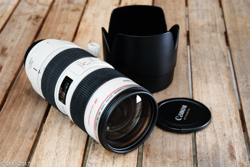 Canon EF 70-200 mm 1:2.8 L IS USM