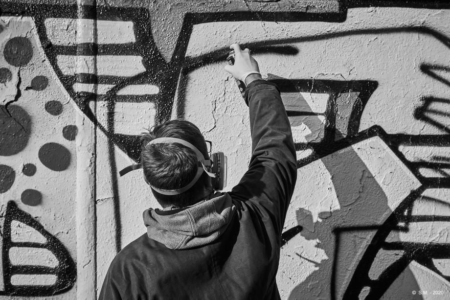 Graffiti – Nr. 4