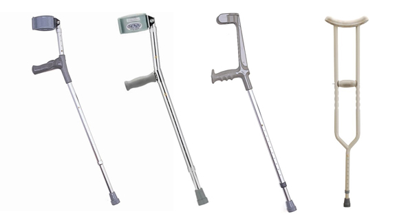Specialty Crutches