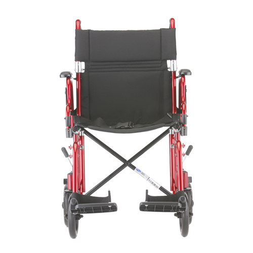 Transport Chairs Flip Up Arms