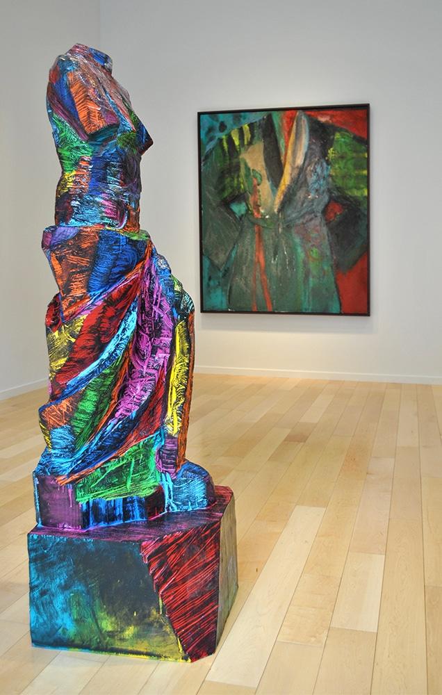 Jim Dine A Retrospective  Exhibition at Jonathan Novak Contemporary Art