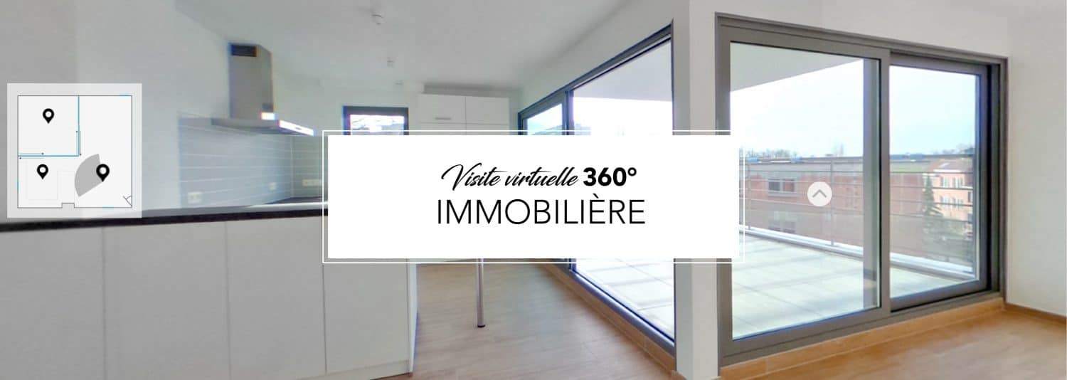 visite virtuelle 360 immobilier