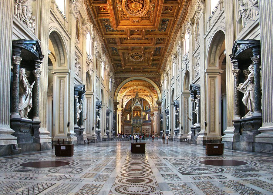 The Basilica of Saint John Lateran  Seeds of Faith
