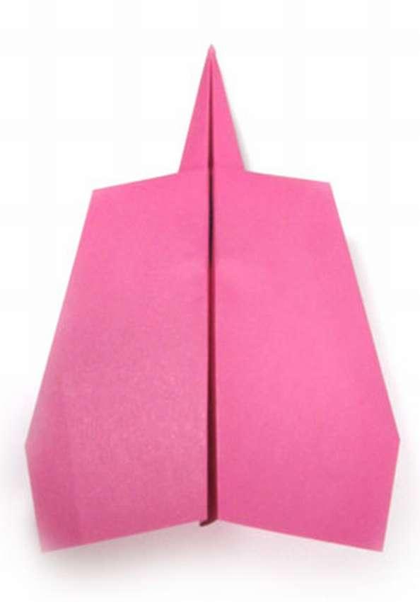 Оригами ұшағын қалай жасауға болады
