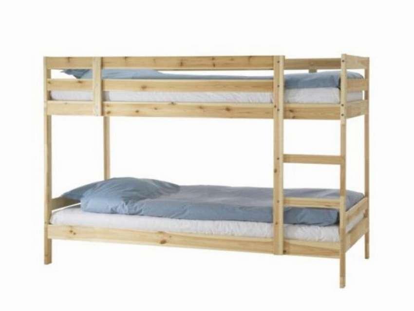 двухъярусная кровать с балдахином своими руками