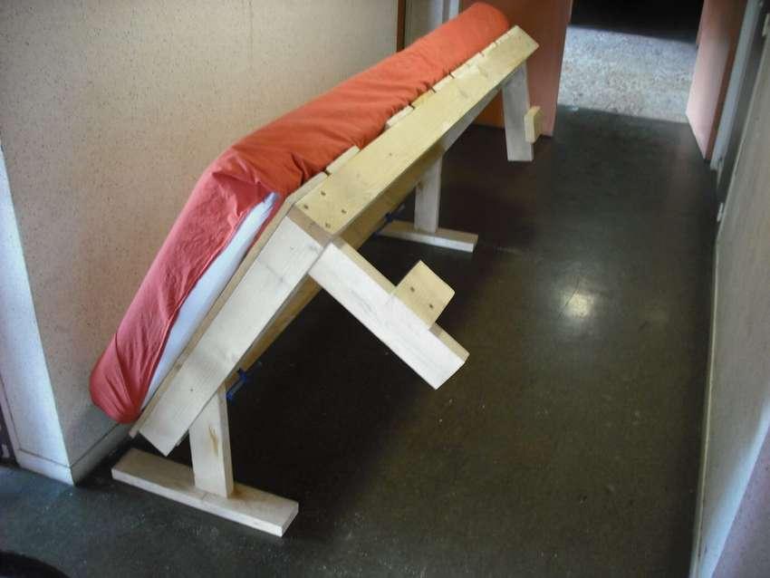 Πώς να φτιάξετε ένα πτυσσόμενο κρεβάτι
