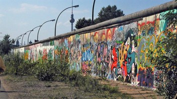 Remnants of the Berlin Wall