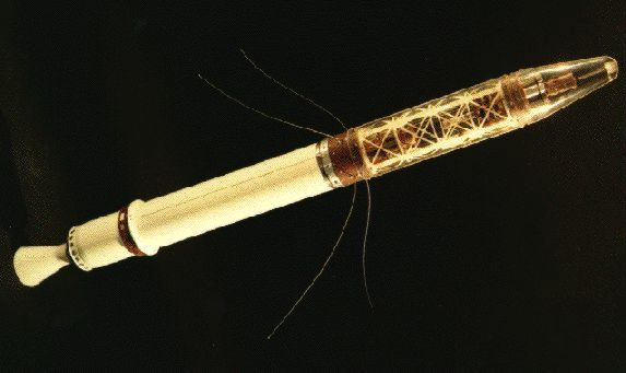 Explorer 1; apod.nasa.gov
