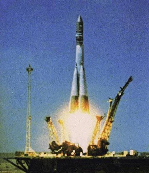 Vostok 1; aerospaceweb.org