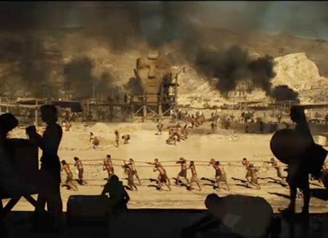 Imagen extraída del trailer de la película.