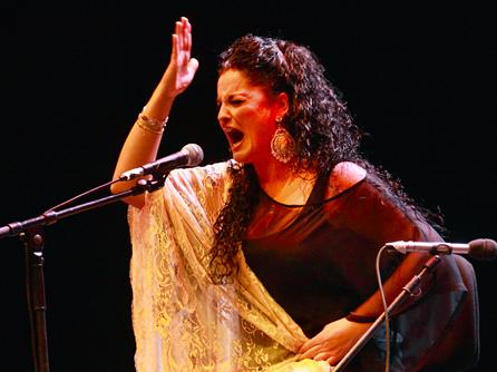 Rocío Segura.