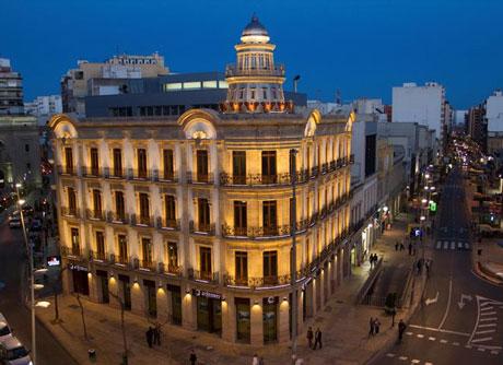 La Casa de las Mariposas es la sede de la Fundación Cajamar.