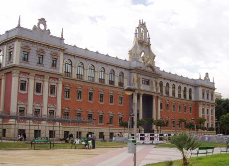 Campus de la Universidad de Murcia.