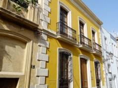 Casa del poeta José Ángel Valente.
