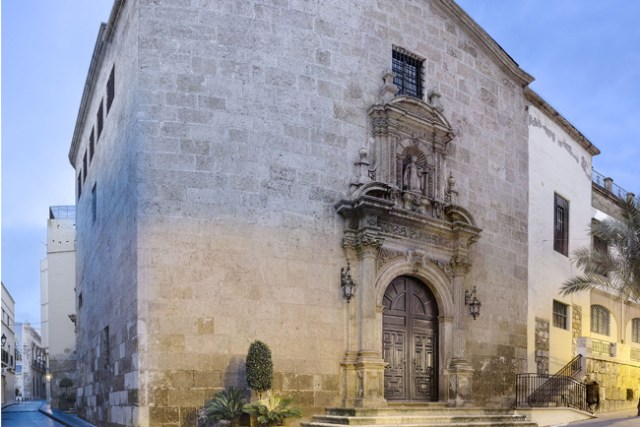 Convento de Las Claras.