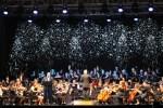 La Orquesta Ciudad de Almería representa 'West Side Story' de la mano de Unicaja