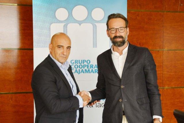 Ricardo García y Francisco Estevan.