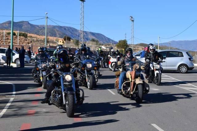 Participantes en el Memorial Víctor Almansa de Gádor.