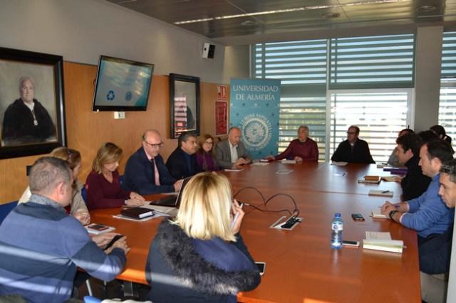 Comisión de Seguimiento Ambiental de la Universidad de Almería.