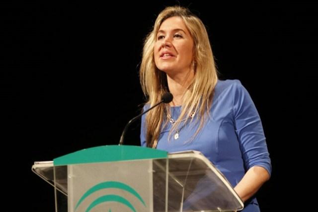 María Isabel Sáez, ingeniera de la Universidad de Almería.