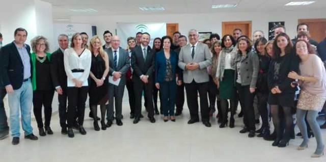 Ramírez Arellano ha inaugurado el CADE del Puerto de Almería.